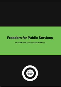 Freedom for Public Services
