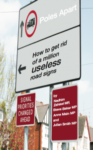 How to get rid of a million useless road signs