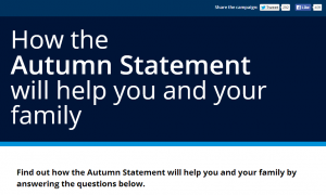 Your Autumn Statement