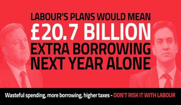 Labour's spending plans