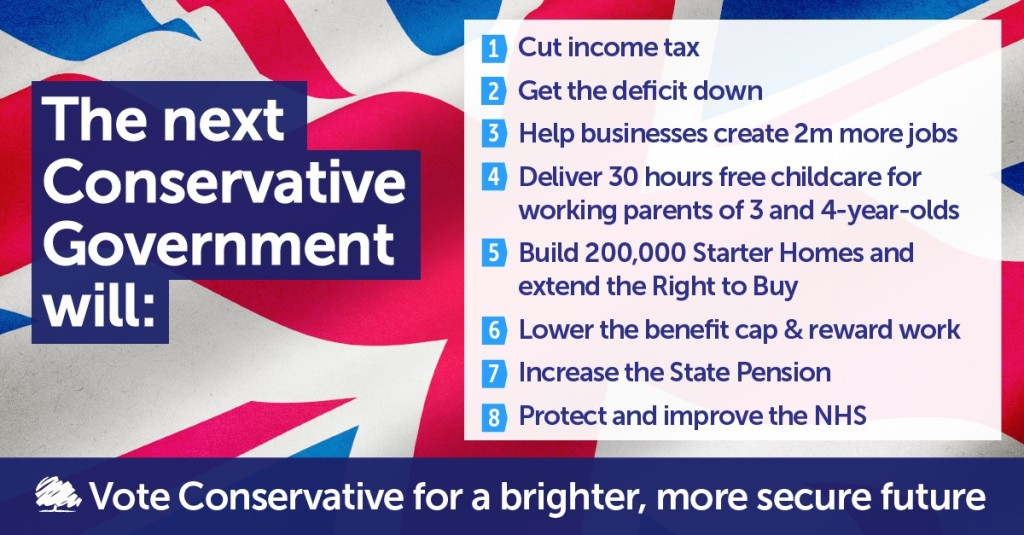 Next Conservative Government