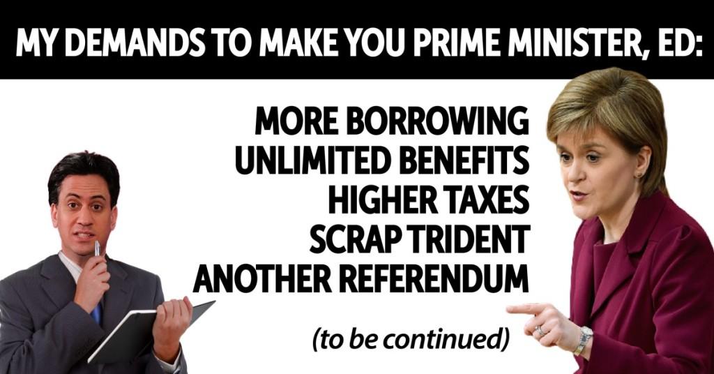 Sturgeon Demands