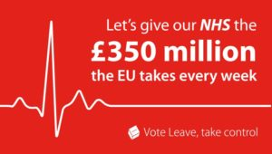 Vote Leave, take control