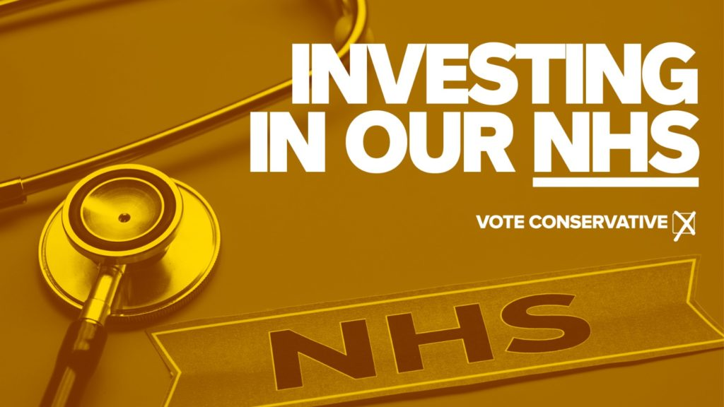 Investing in our NHS