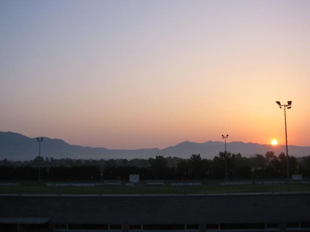 EB sunrise
